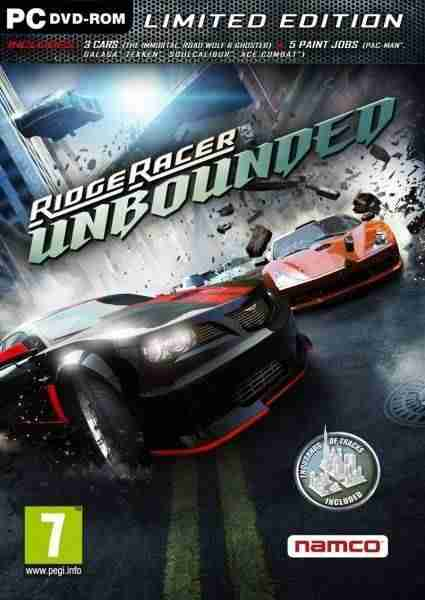 Descargar Ridge Racer Unbounded Bundle [MULTI9][PROPHET] por Torrent